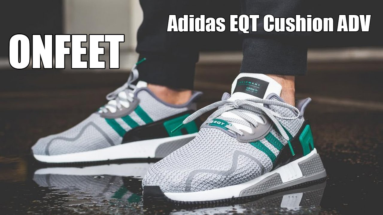 195e80781ee6 Adidas EQT Cushion ADV
