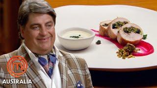 Chicken, Liquorice & Pineapple In 1 Dish?!   MasterChef Australia   MasterChef World