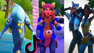 TIK TOK FORTNITE COMPILATION PART 9 ✅ BEST FUNNY MOMENTS + LAUGHTER + DANCE + MEMES
