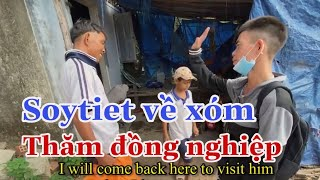 Soytiet Về Quê Thăm Bà Con - Soytiet Come Back To Hometown Visiting Aunt's Family