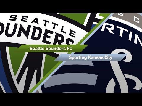 Highlights: Seattle Sounders vs. Sporting Kansas City   August 12, 2017