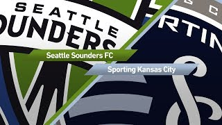 Highlights: Seattle Sounders vs. Sporting Kansas City | August 12, 2017