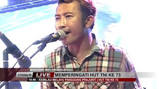 #Omsera            Fibri Fiola - Cerita Anak Jalanan | HUT TNI KE 73 | Probolinggo