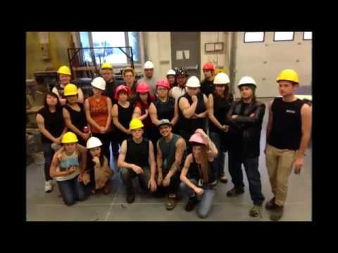 Humber's Theatre Production Program 2015 Slideshow