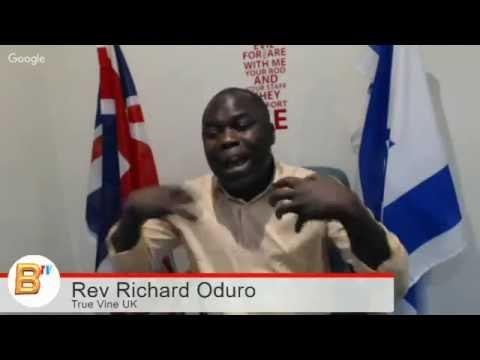 Rev Richard Oduro - Take heed how you build