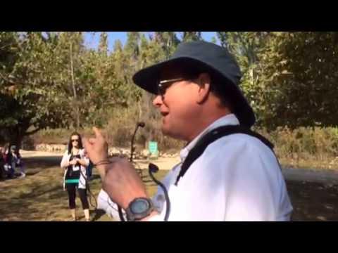 Midland Pilgrimage Day 3 Banias