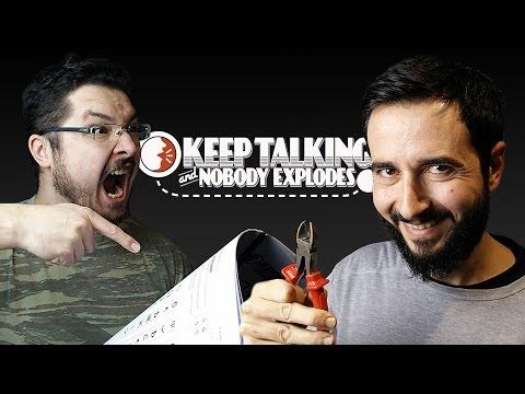 Ανα-τίναξη. Τα παίζουμε με Keep talking and nobody explodes 1