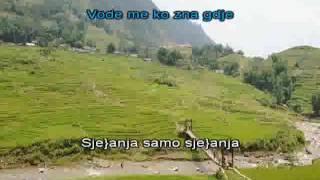 Halid Beslic Prvi poljubac [karaoke]