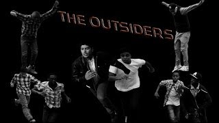 The Outsiders short film (remake of chapter 4)