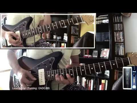"Status Quo - ""Pictures Of Matchstick Men"" (Guitar-Cover / for Lead- & Rhythmguitar)"
