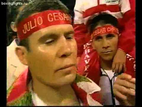 Julio Cesar Chavez VS Miguel Angel Gonzalez Date:1998-03-07