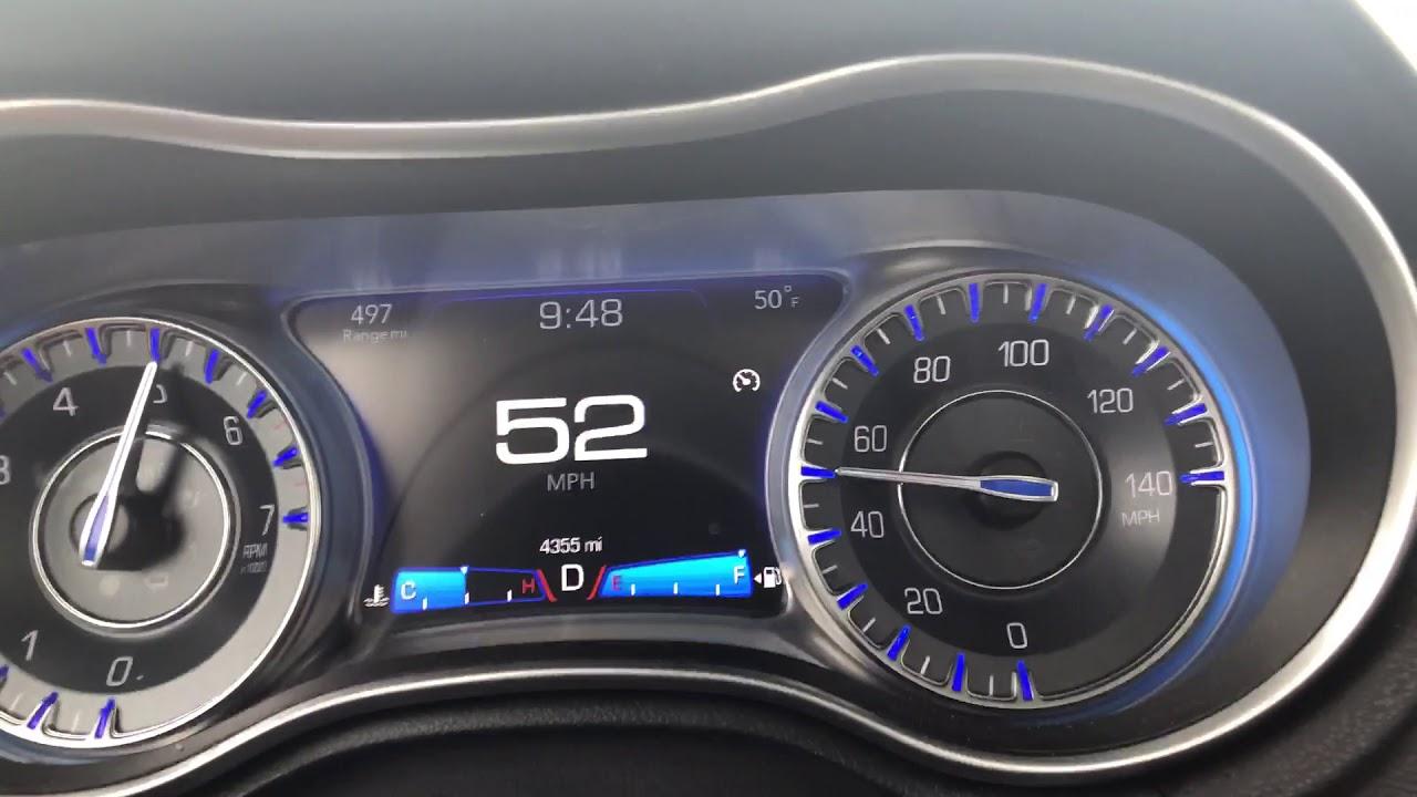 2018 Chrysler 300 Limited V6 0 60 Youtube