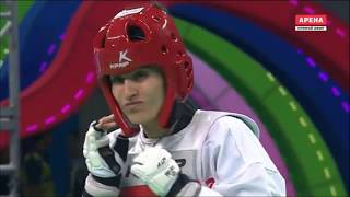 Ah-Reum Lee KOR vs. Hatice Kubra Ilgun TUR. Taekwondo World Championship 2017. Final Women 57 kg