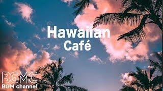Música hawaiana en el café - Música de la playa de la isla tropical - Aloha en Hawai