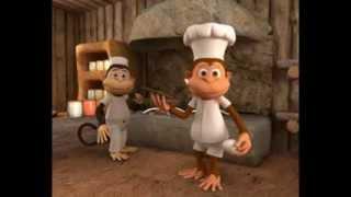 """Sevimli Maymunlar Mutfakta """"Eğitici içeriktir"""""""