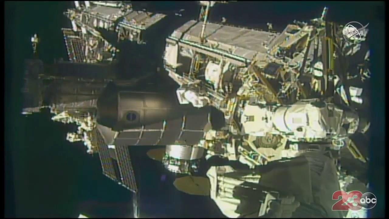 NASA tribute to MLK - 23 ABC News | KERO