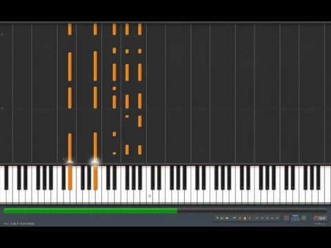 Synthesia - Tonight, Tonight-  The Smashing Pumpkins-Piano