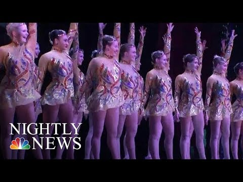 Rockettes Celebrate Diversity At This Year's Christmas Spectacular | NBC Nightly News