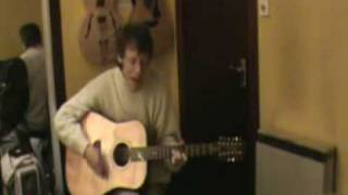 Bob Theil HEARTBEATS 12 string acoustic cover song by SPENNIE from the KAVRIN
