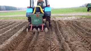 Подготовка , посадка и уборка картофеля.(, 2014-02-21T10:44:59.000Z)