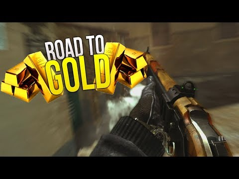 THE PLAYS! - Road to GOLD Model 1887 - Modern Warfare 3 LIVE!
