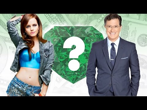 WHO'S RICHER? - Emma Watson or Stephen Colbert? - Net Worth Revealed!