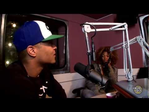 T.I. Interview With Cipha Sounds & Peter Rosenberg! Says Azelia Banks