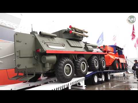Army-2018 International Military Technical Forum Defense Exhibition Moscow Region Russia