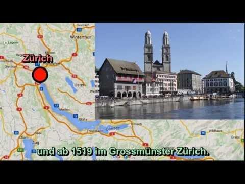 Ulrich Zwingli, 1484-1531, direkte Beziehung mit Gott, Älteste (Jugendbibel.com)