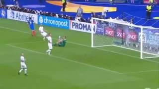 Francia vs Islandia (5-2) Resumen - UEFA EURO 2016