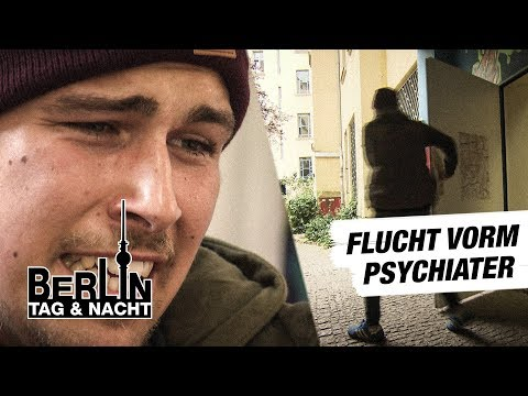 Pascal flieht vorm Psychiater #1812  Berlin - Tag & Nacht