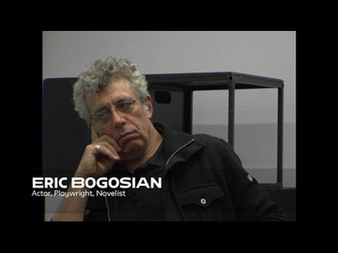 About the Work: Eric Bogosian | School of Drama