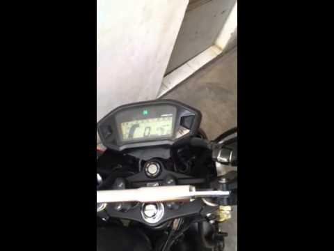 Smart key directed pke with honda grom