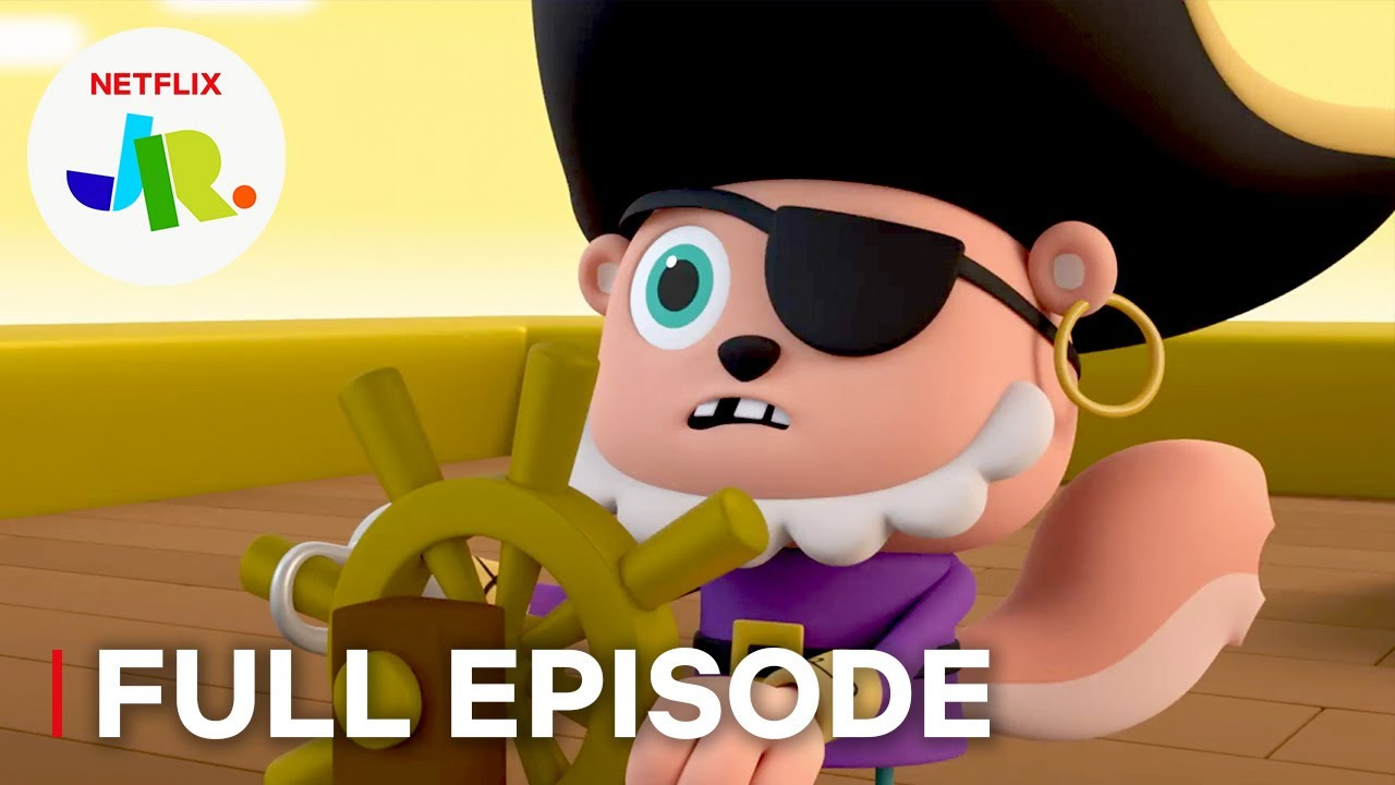 Piratey Predicament 🧁 Chico Bon Bon FULL EPISODE | Netflix Jr