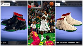 "NBA 2k15 MyCareer | New Juice Man #2 ""Yeezy"" Editions • Posterizing Lebron James"