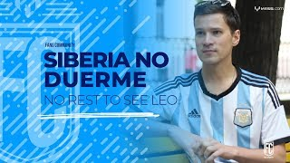 Fans Community - Siberia doesn't rest to see Messi