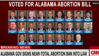 8 States Pass Anti Abortion Legislation