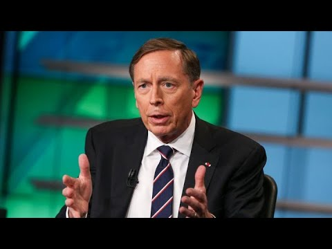 Watch CNBC's Full Interview With General David Petraeus
