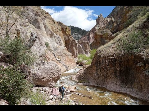 Grand Enchantment Trail – quick and dirty guide