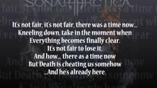 Sonata Arctica - Everything fades to gray - Full + lyrics HD