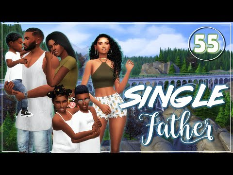 The Sims 4 ?Single Father? #55 Sneaking my BF out thumbnail