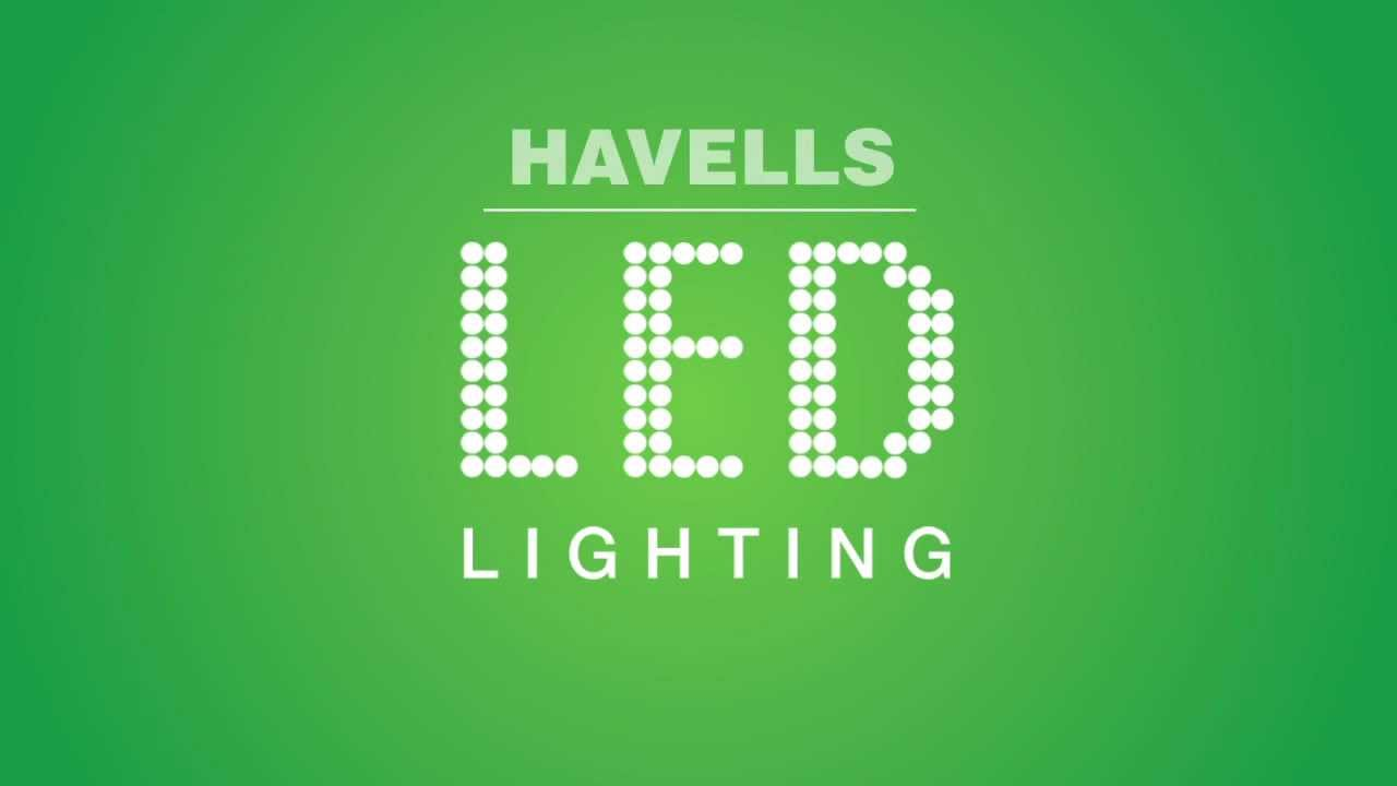 Havells LED Lighting features and Range Video