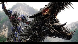 The age of the Transformers is over/Transformers Age of Extinction