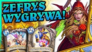Zefrys wygrywa grę za grą! - Highlander quest rogue - Hearthstone Deck (Saviors of Uldum)