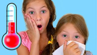Sick Song - Lullaby Children Songs & Nursery Rhymes with Eva