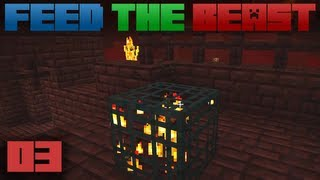 Minecraft Feed The Beast E03: Blast Furnace