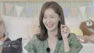 YOONA and OH!GG So Happy moment For Online Home Party