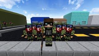 EFE TÜRK ASKERİ OLUYOR ☪ 😱 -Minecraft