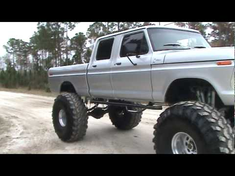 1974 Ford Crew Cab Walk Around Mims Fl Youtube