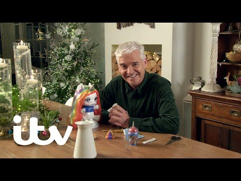 How to Spend It Well at Christmas with Phillip Schofield | First Look | ITV